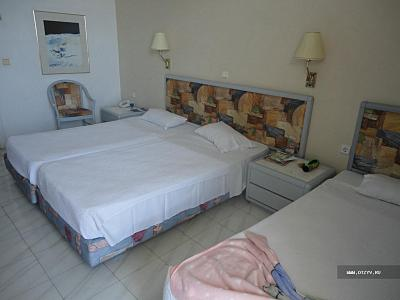2. Номер Родос (Dessole Olympos Beach Resort)