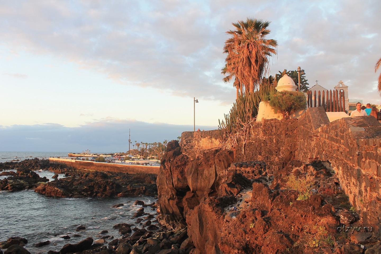Пуэрто де ла круз фото