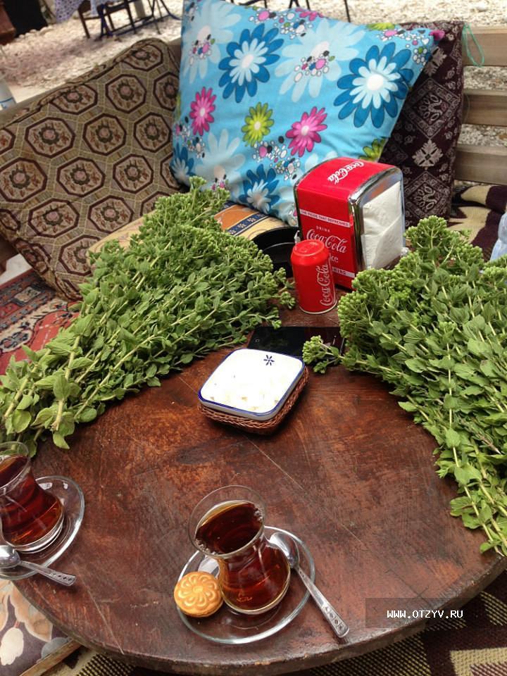 Зеленый чай турецкий