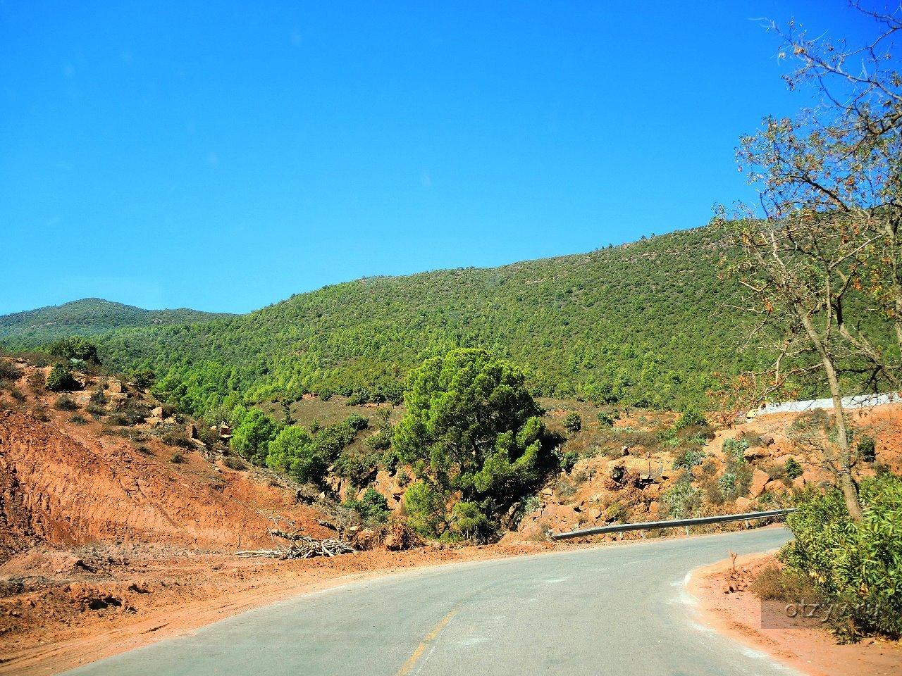 Марокко, апельсиновое и улиточное - часть 1, вводная