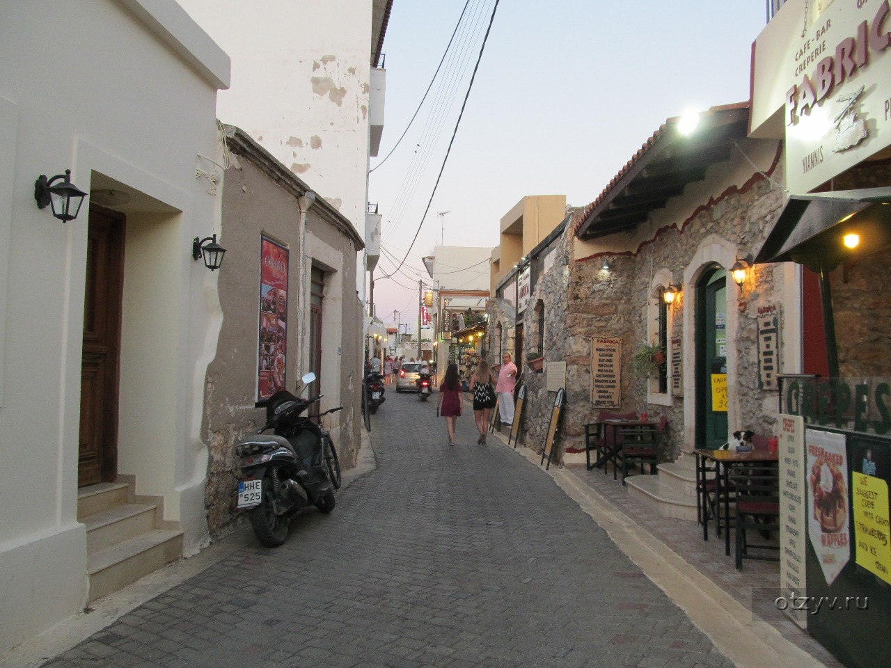 крит херсониссос старый город фото