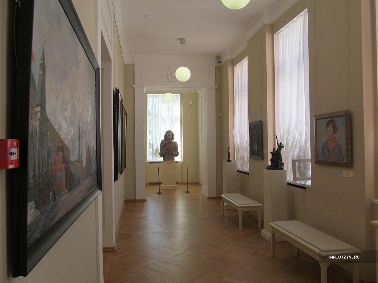 абсолютно известно смоленск художественная галерея фото заходом парилку смазывают