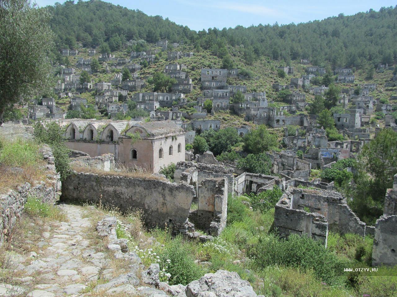 Ксанф (Турция, Фетхие)