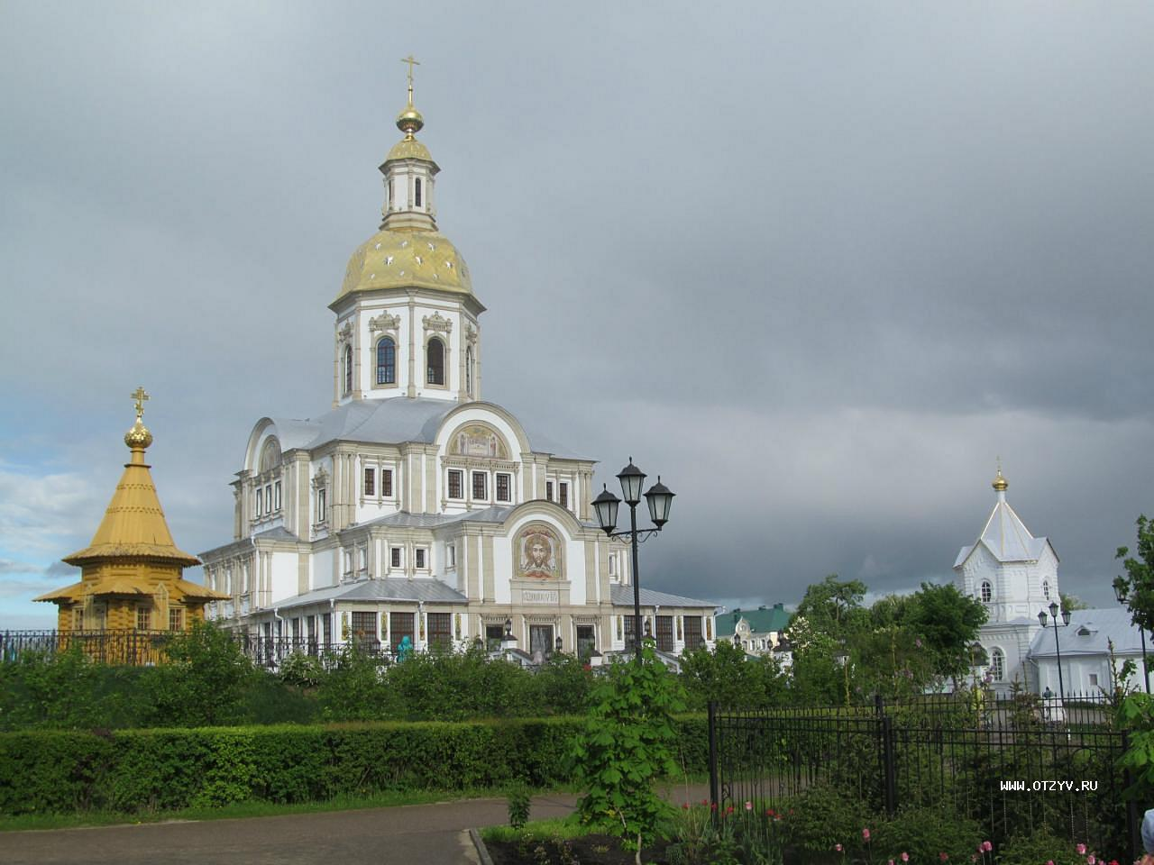 9232039 фотобанк лори свято, троицкий, серафимо, дивеевский, женский, монастырь, нижегородская, область, село
