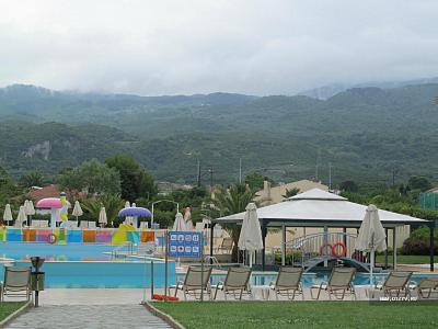 Территория (Cronwell Platamon Resort)