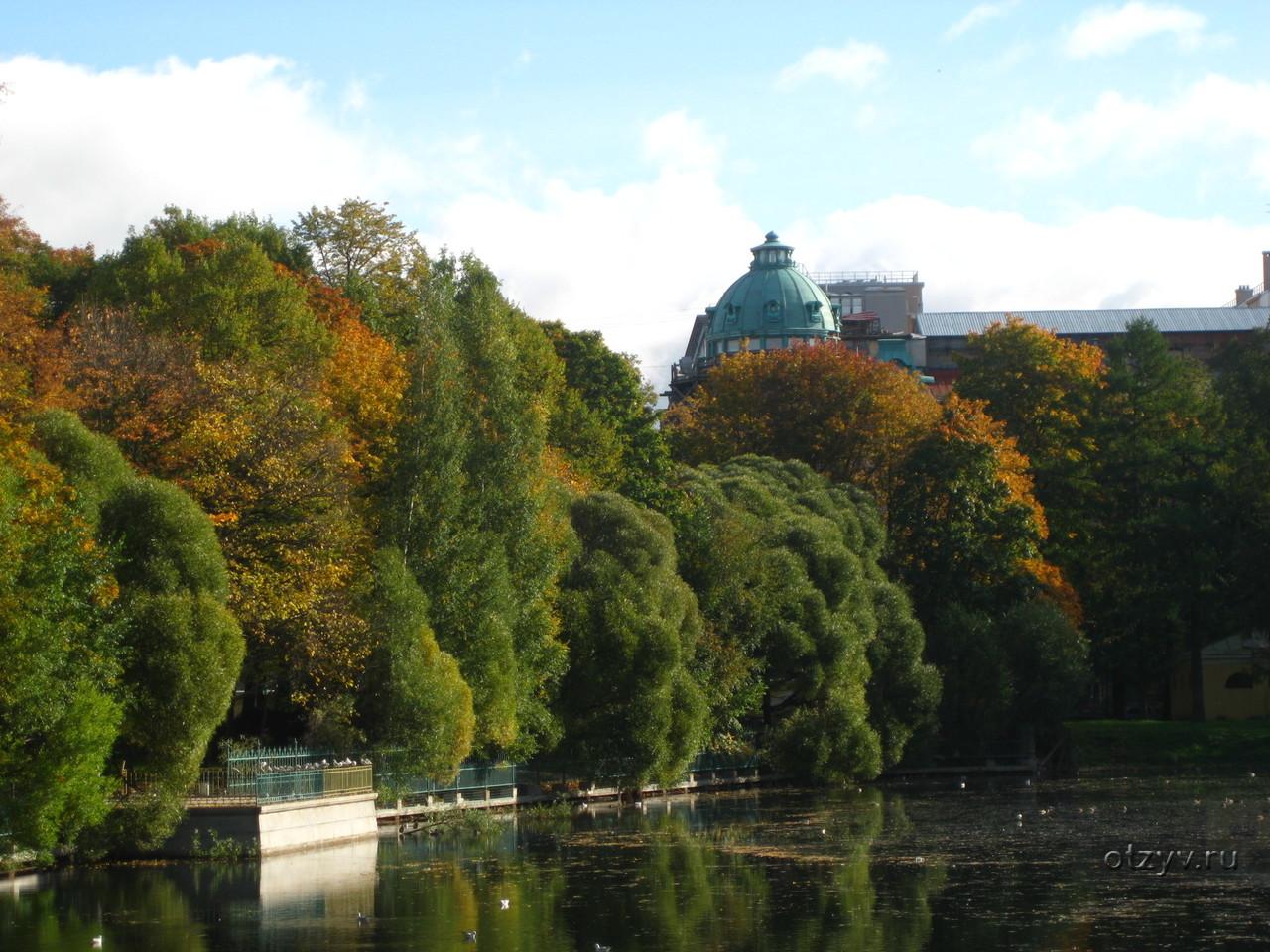 Таврический сад в санкт петербурге фото наидобрейшего внимания