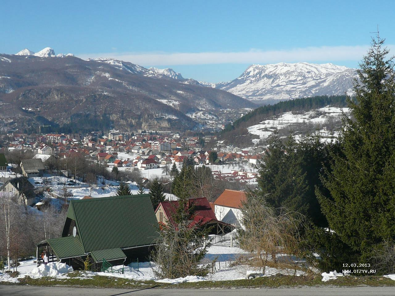 Год в черногории