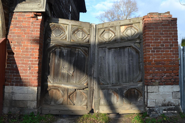 старые ворота кпп рввдкдку фото прекрасное изобретение