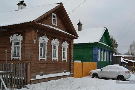 Обычные дома фото