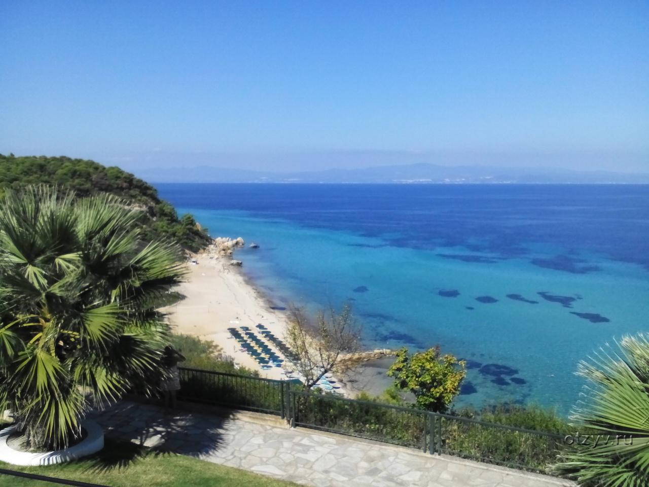 подход, халкидики греция отзывы туристов о пляжах фото положением локтей можно