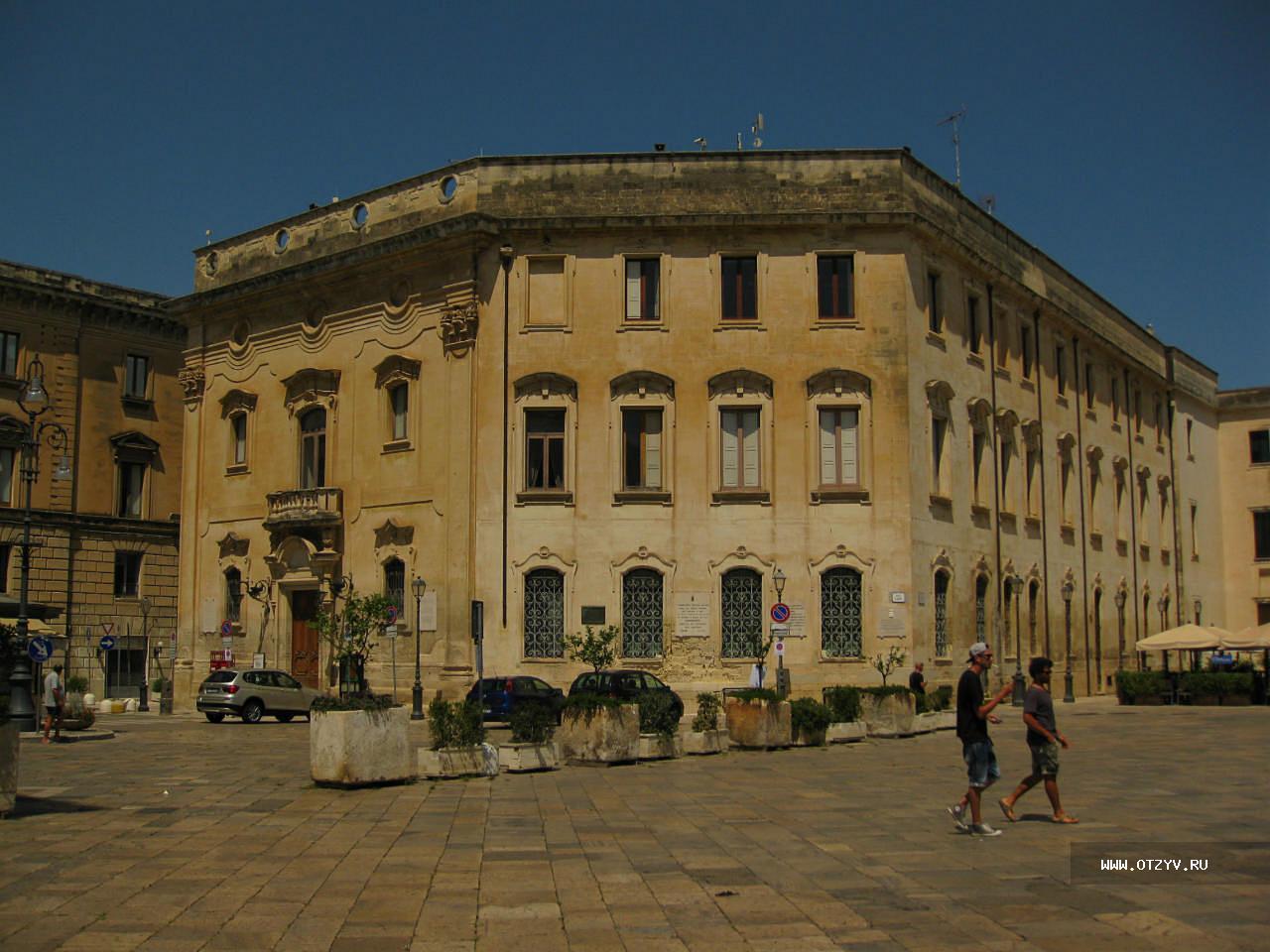 Ambassador Lecce