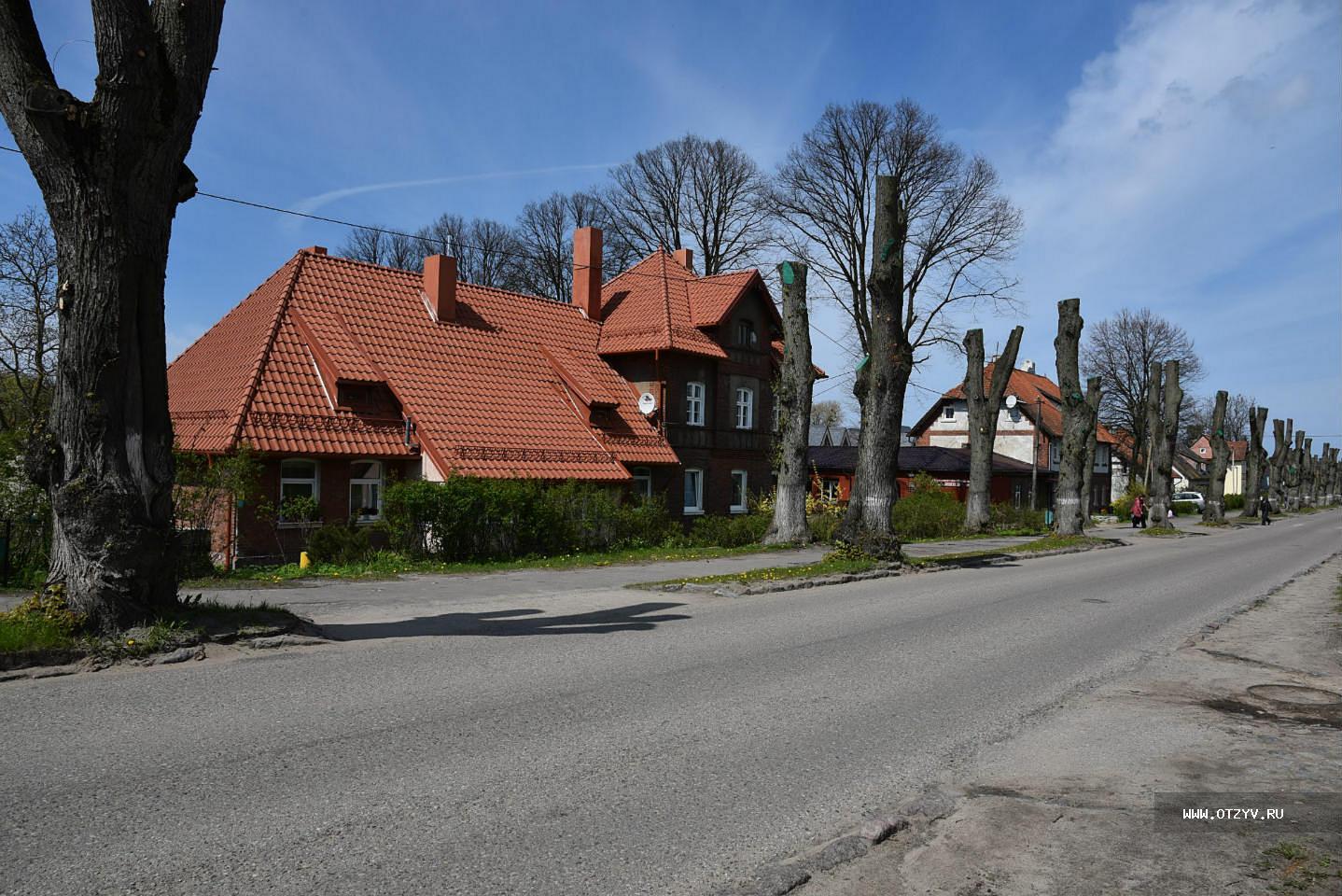 Поселок янтарный калининградской области фото