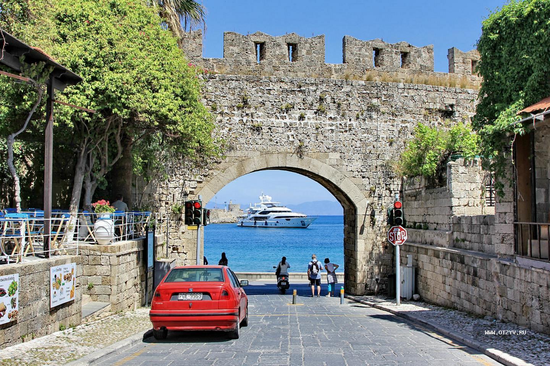 как фотографии города родос греция вам