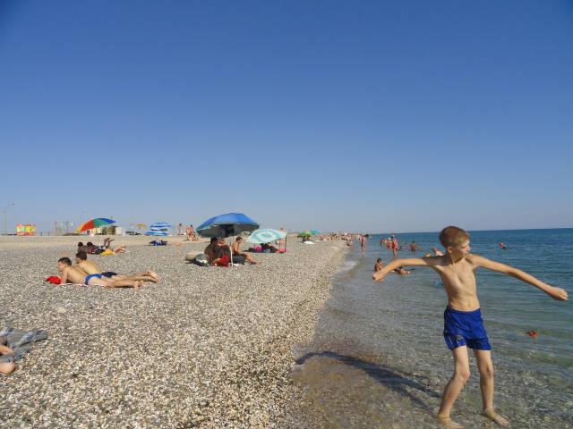 Песчаные пляжи в крыму 70