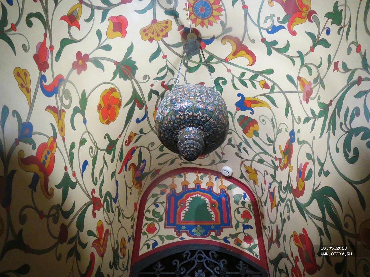Роспись собора василия блаженного
