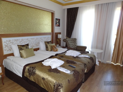 Сиде, Crystal Palace Luxury Resort & Spa 5*
