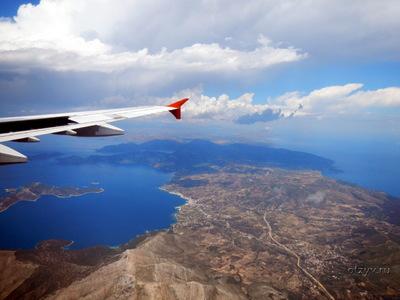 на какие острова в греции летают самолеты каком