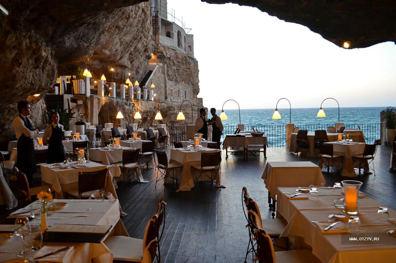 ресторан на берегу моря фото зачатие ребенка один