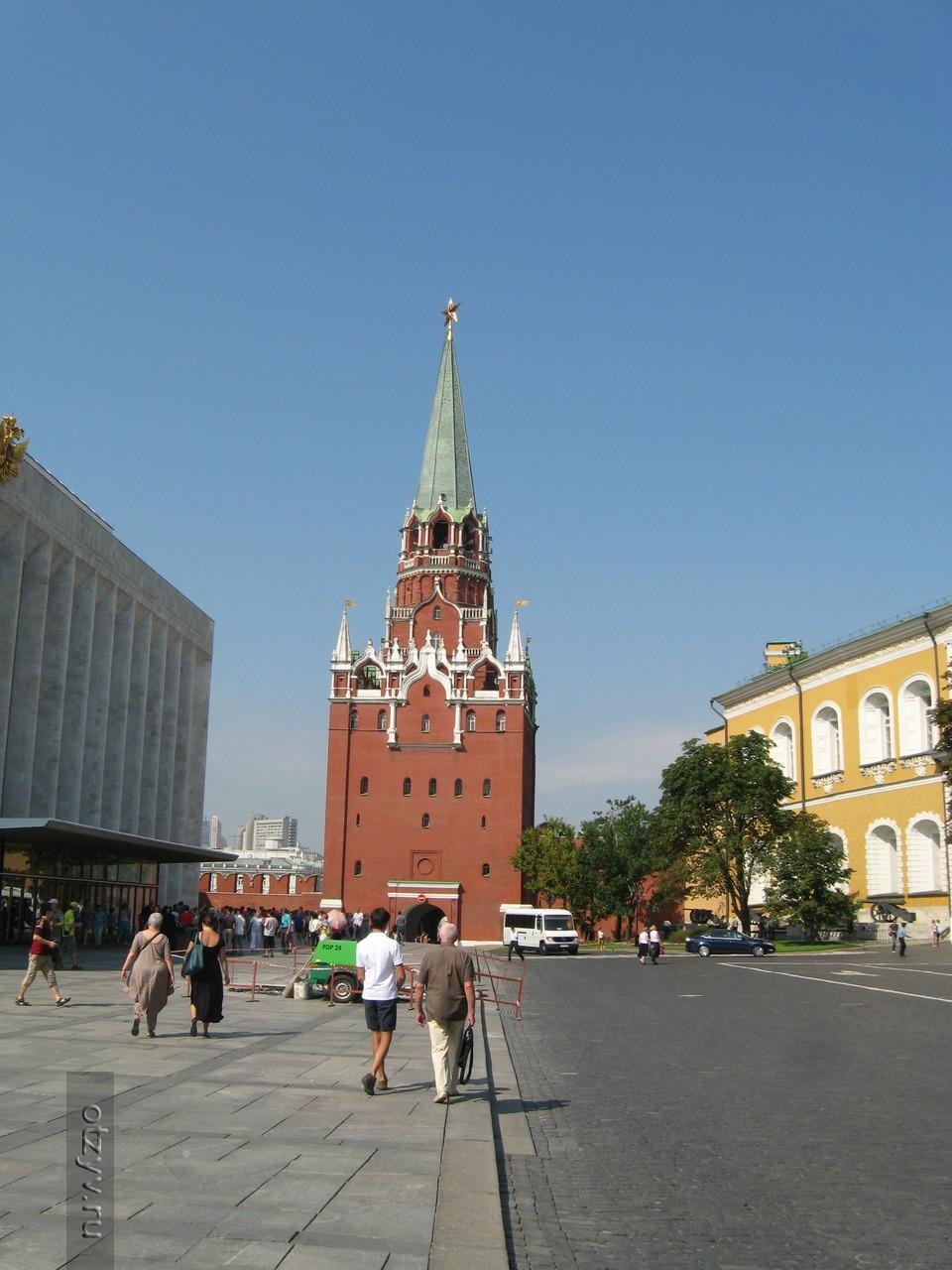 Первое Знакомство С Москвой