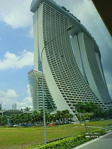 Сингапур, Marina Bay Sands 5*