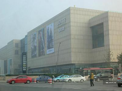 Galaxy Shopping Center / Китай, Tianjin (Тяньцзинь)