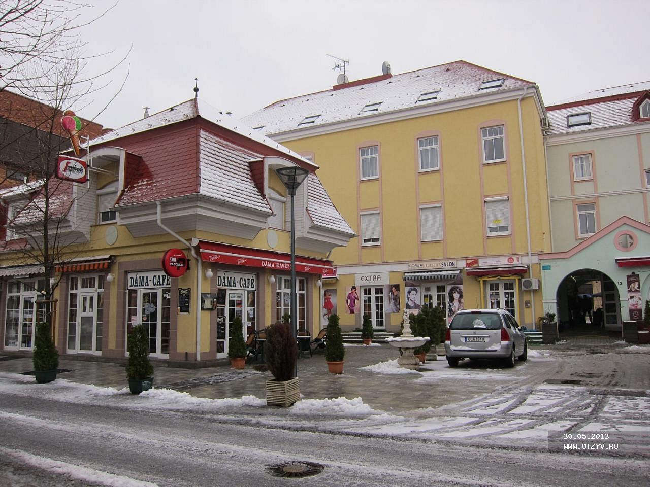 Отель Palace Hotel Heviz 4* (Хевиз, Венгрия) – отзывы