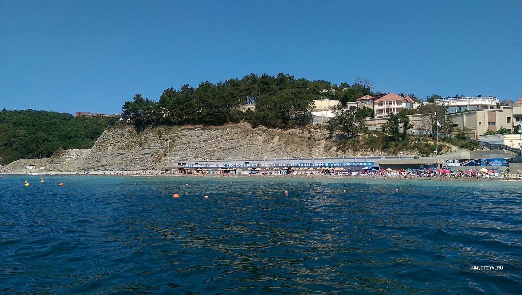 Ольгинка орбита пляж фото