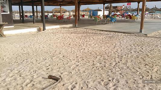 остров джерба тунис отель аль джазира