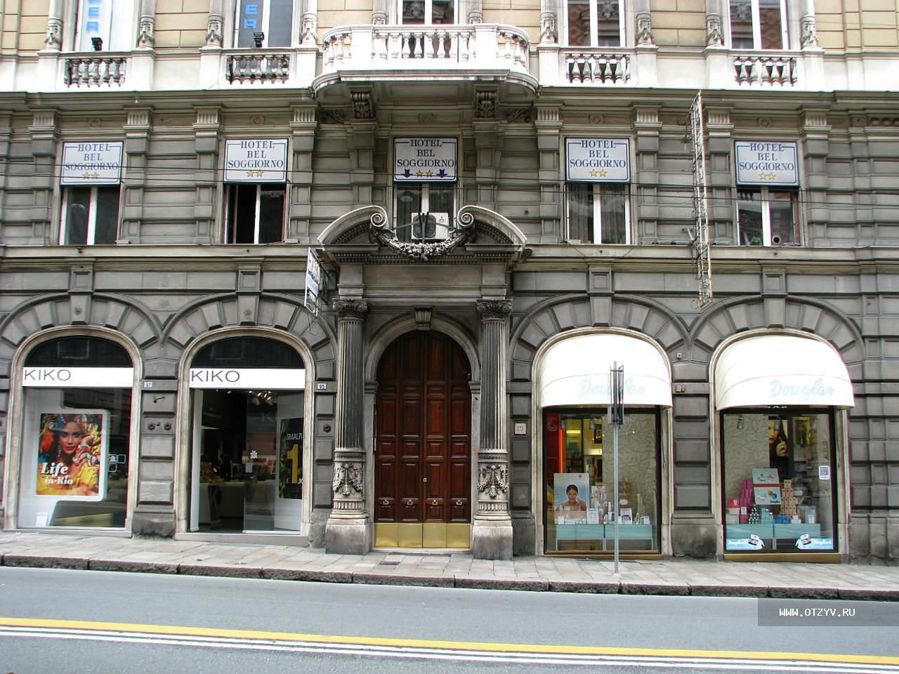 Best Hotel Bel Soggiorno Genova Ideas - Modern Home Design ...