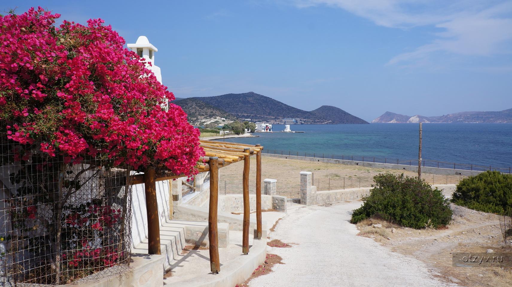 ТМилос / Киклады, Греция