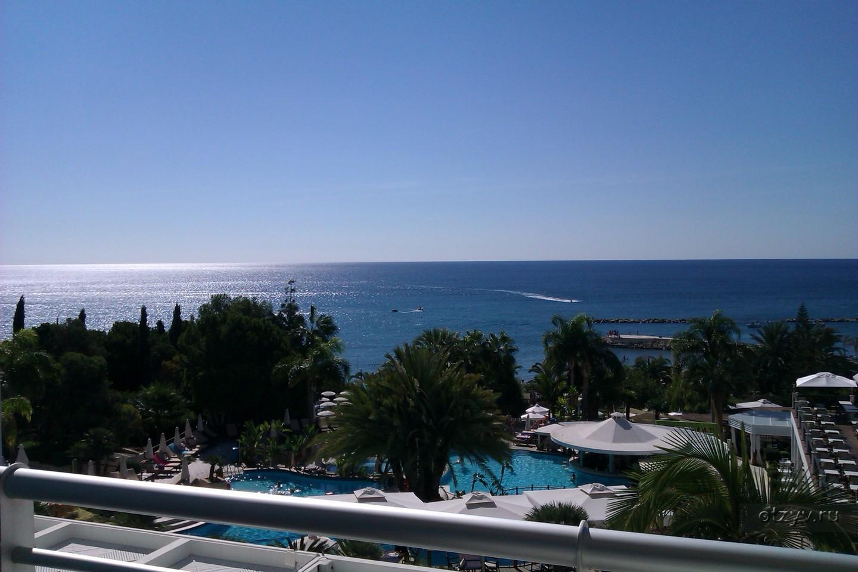 Falseотель mediterranean beach 4 лимассол кипр