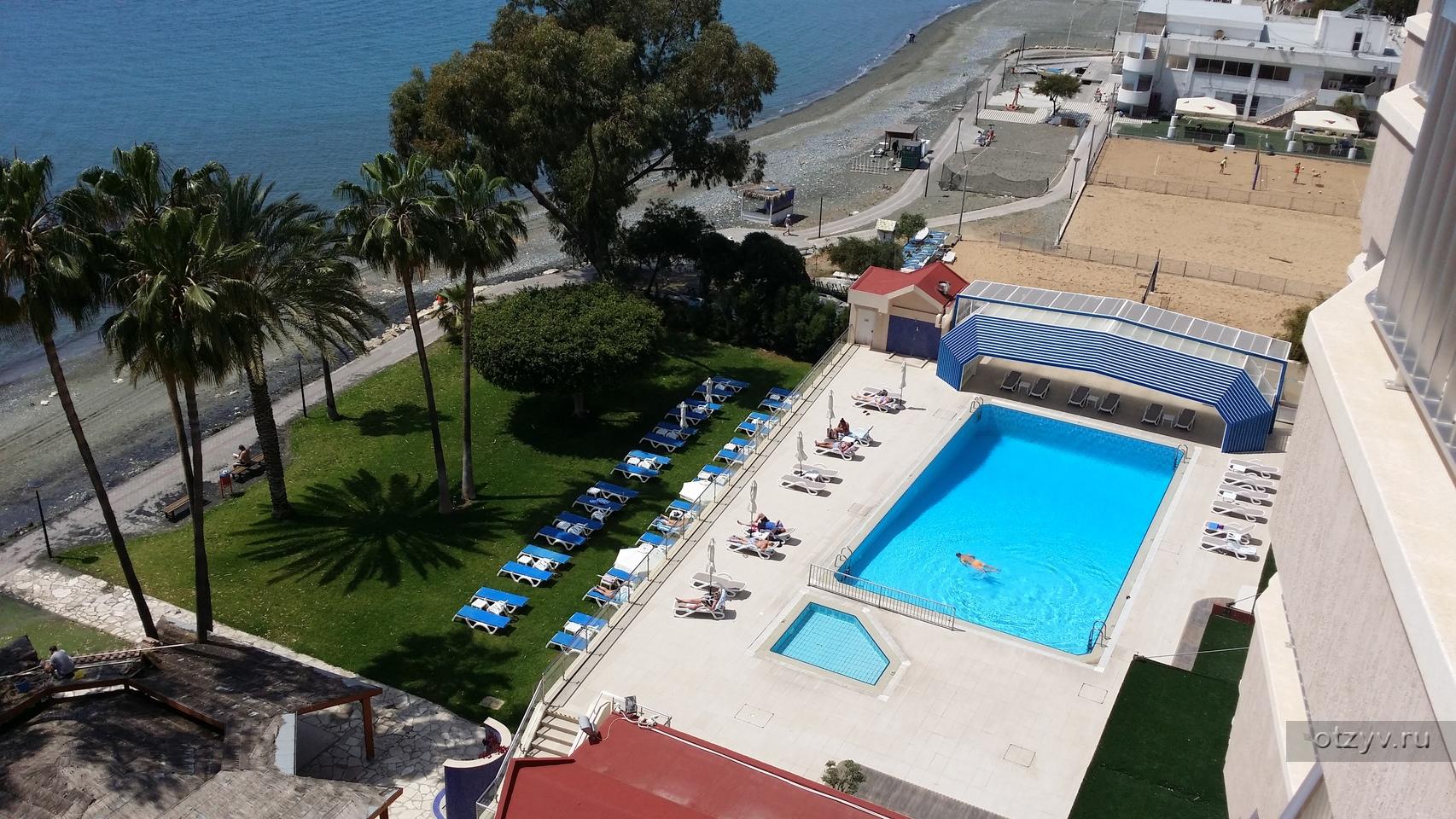Лимассол отели beach