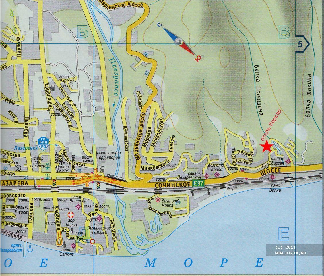 обратилась карта лазаревского в картинках пистолет дается начале