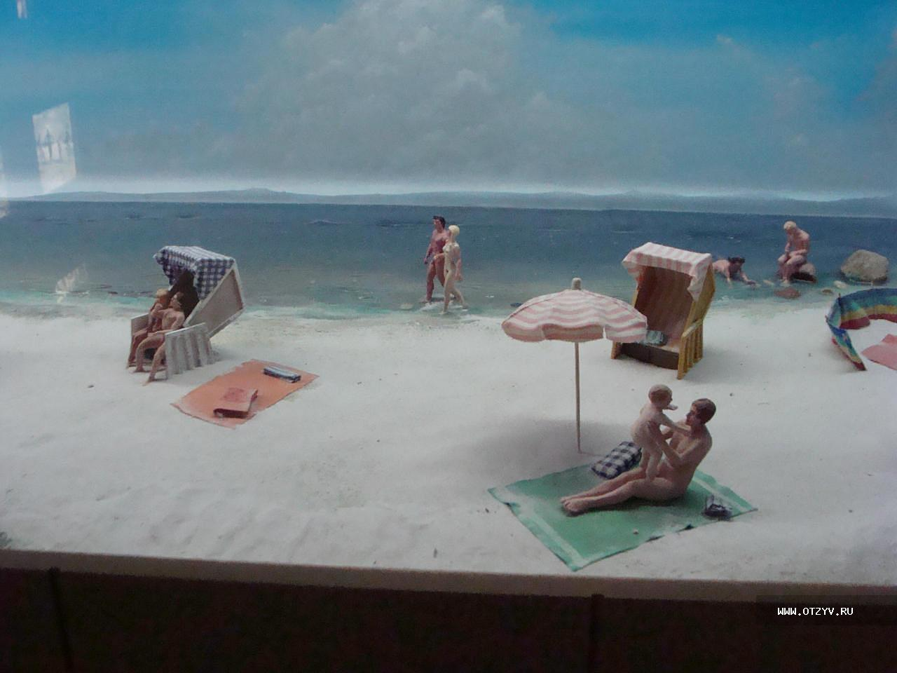Нудист пляжи фрг