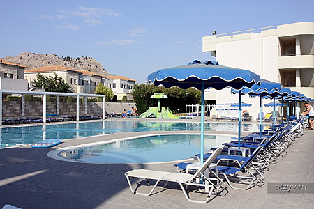 Delfinia Resort 4* (Родос)