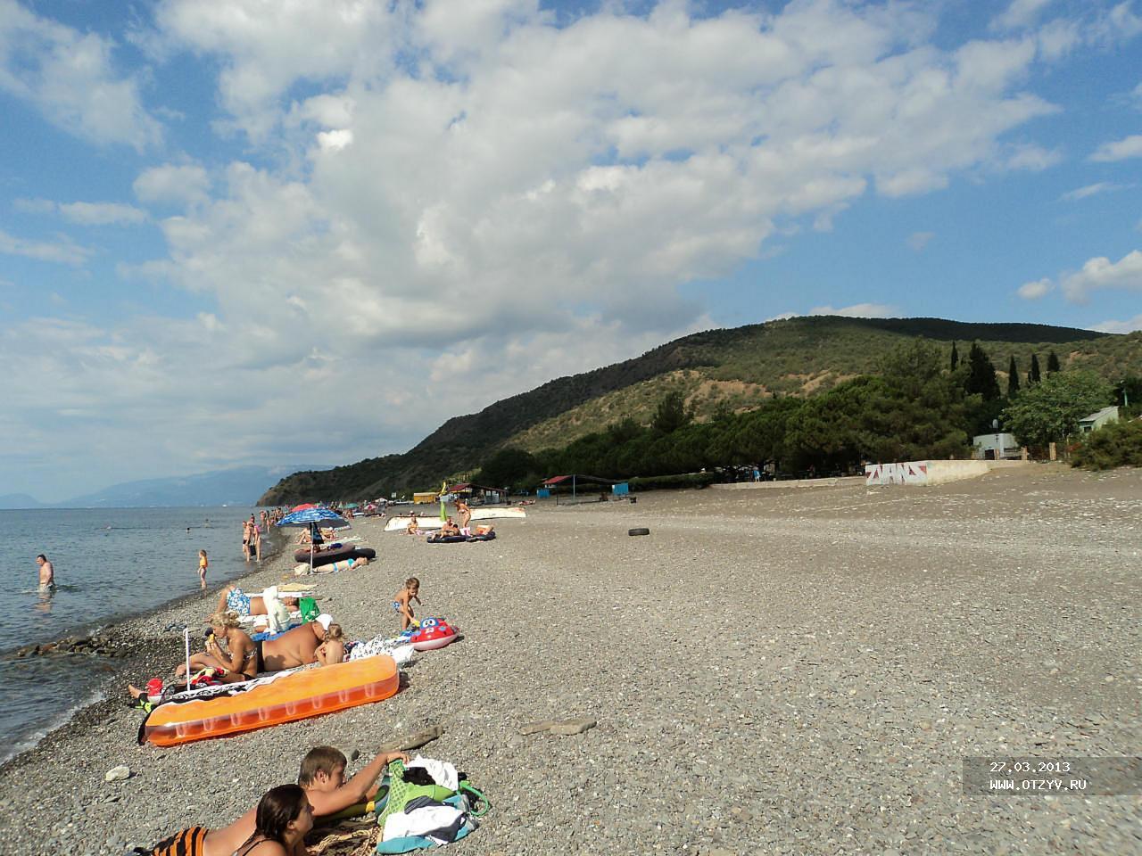 Канака фото пляжей и набережной 2018