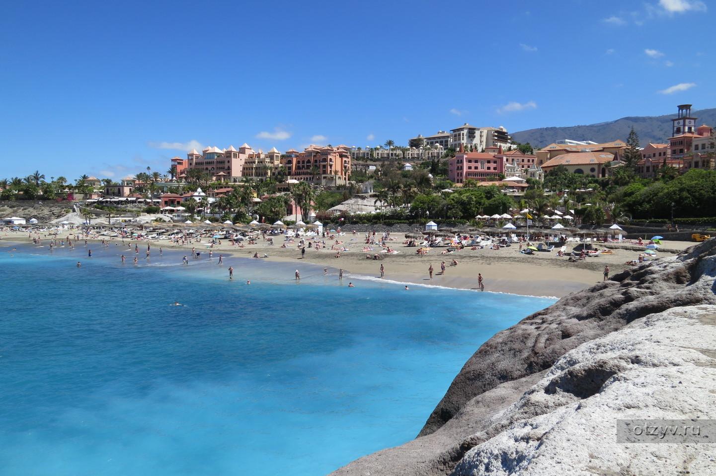 Лас америкас тенерифе фото пляжей