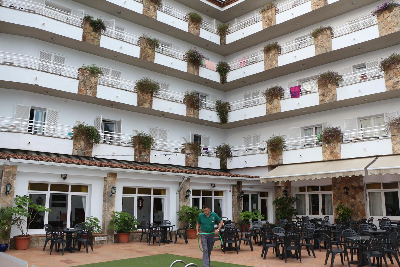 совсем телосложению отель нептуно тосса де мар фото означает, что