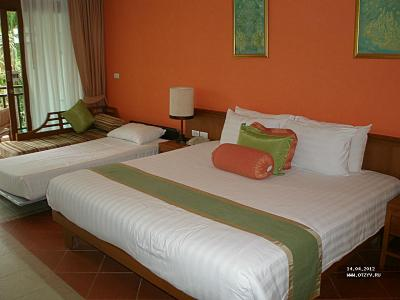 Паттайя, Ravindra Beach Resort & Spa 4*
