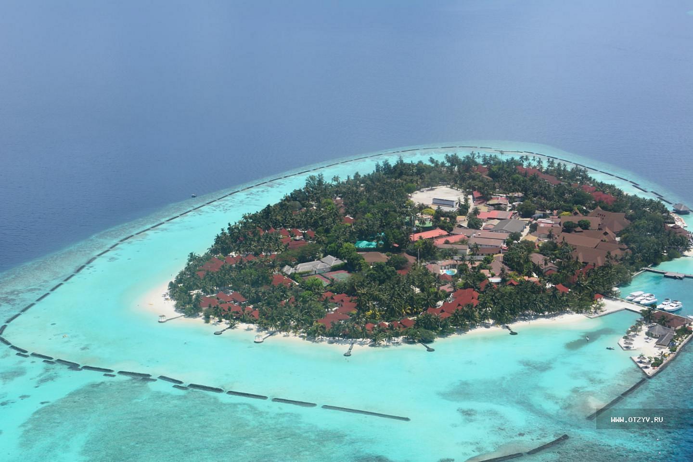 Medhufushi Island Resort - Мули, Мальдивы