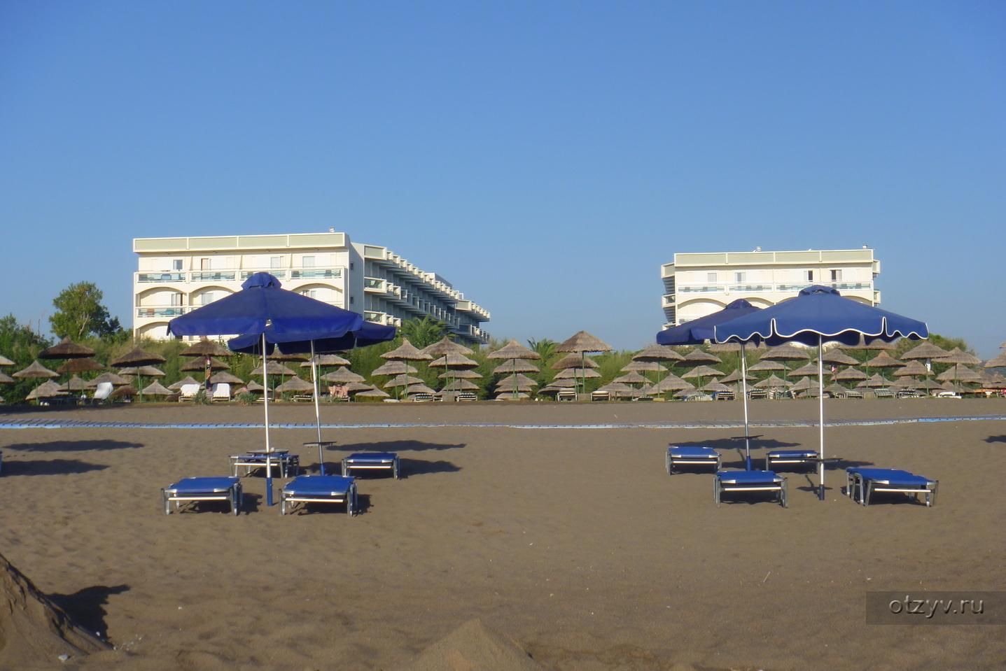 Родос отели фото пляжей