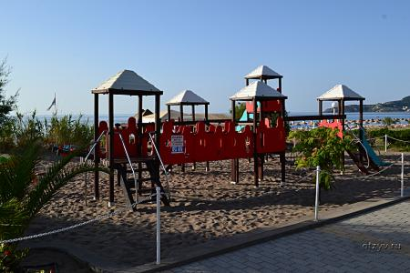 Родос, Блю си (Blue Sea Beach Resort)