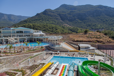 Фетхие, Orka Sunlife Resort & Spa 5*
