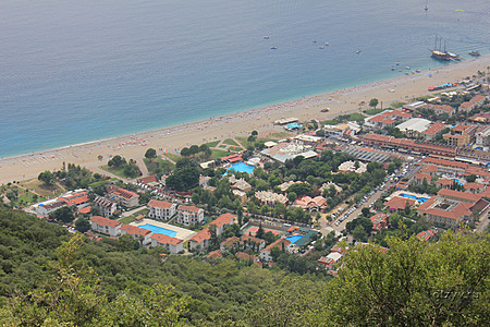 Фетхие, Oludeniz Resort by Z Hotels 4*