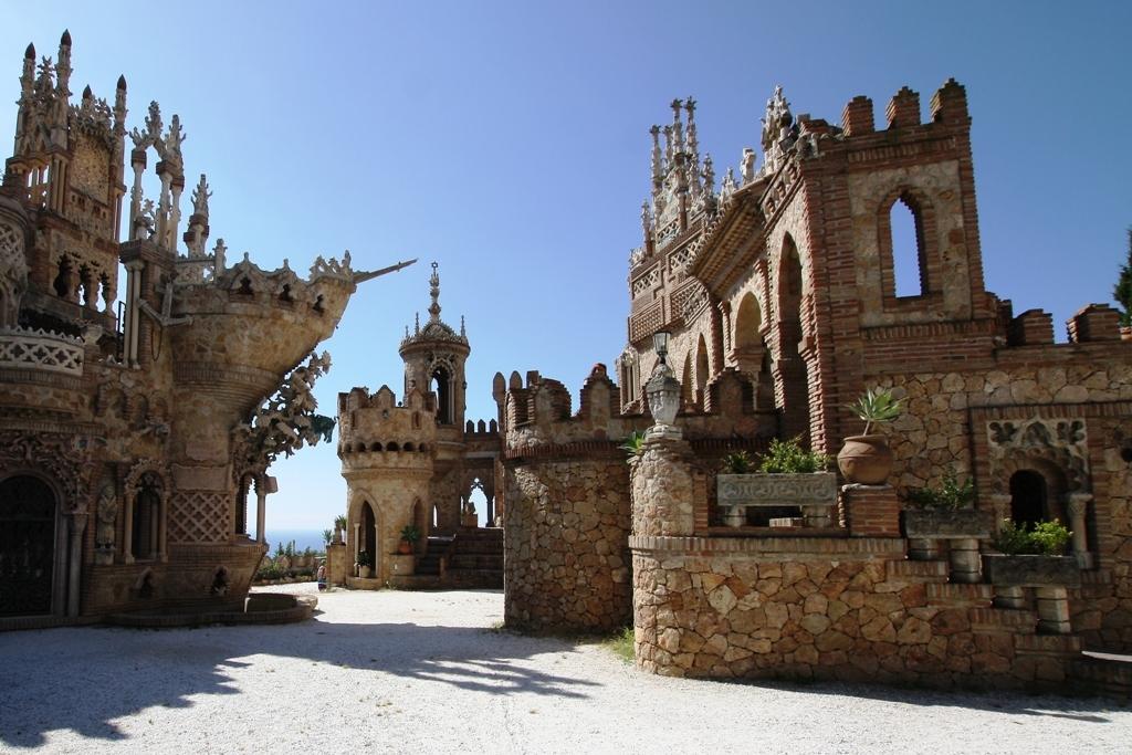 Самые красивые места в испании фото манташевым нефтяная