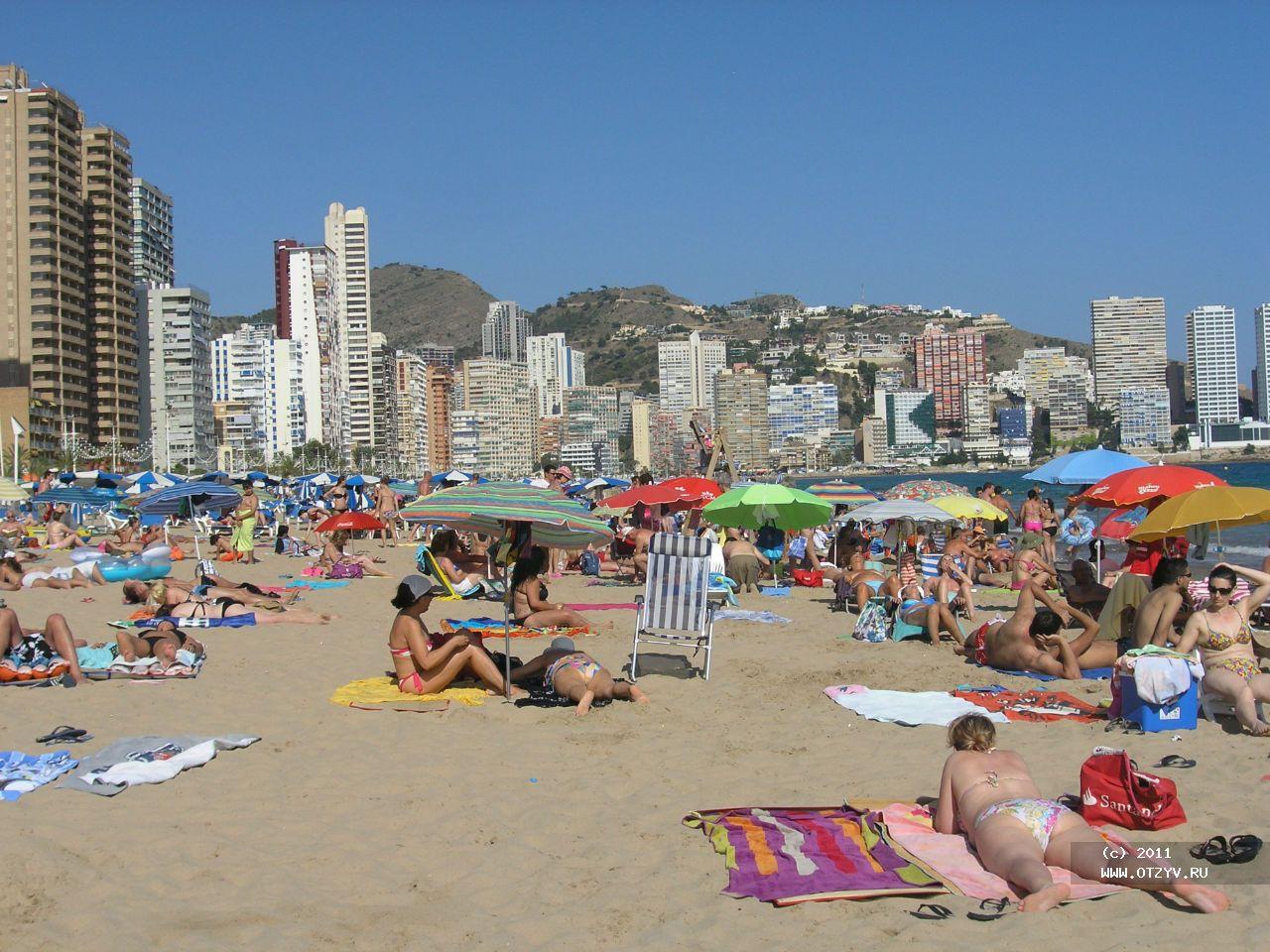 Коста бланка испания фото пляжей
