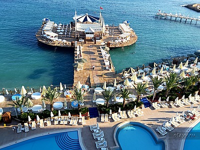 Аланья, Orange County Alanya 5*