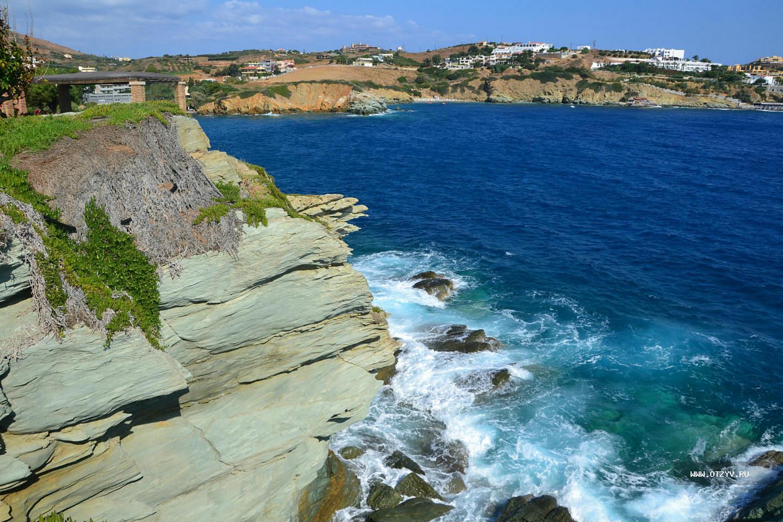 Отпуск в Греции