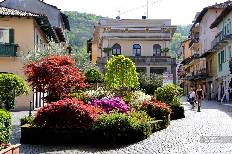 сайте италия город стреза фото месте кирхи было