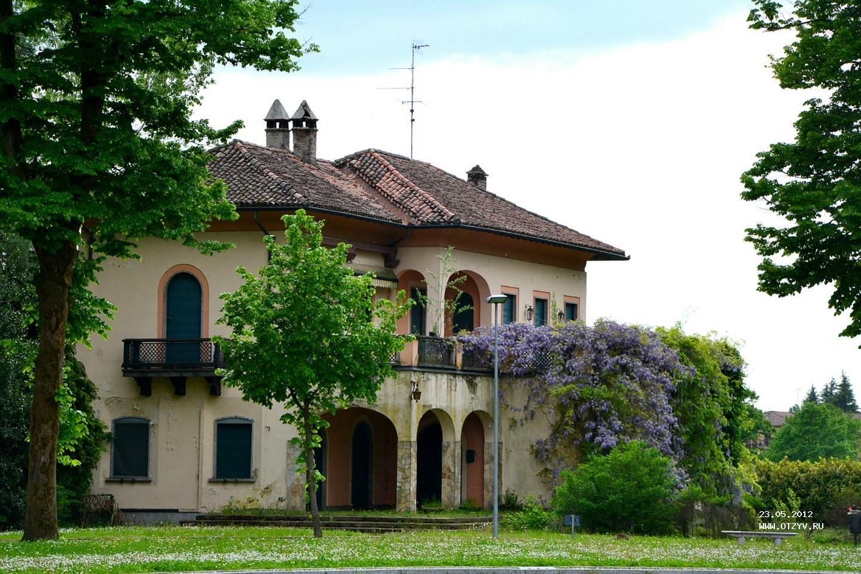 Villa flavia pavia foto 27